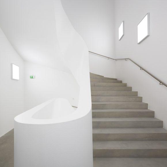 Kimmo Pyykkö -taidemuseon portaikko
