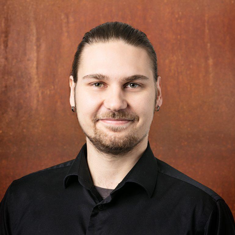 Kangasala-talon aulaisäntä Marko Snellman.