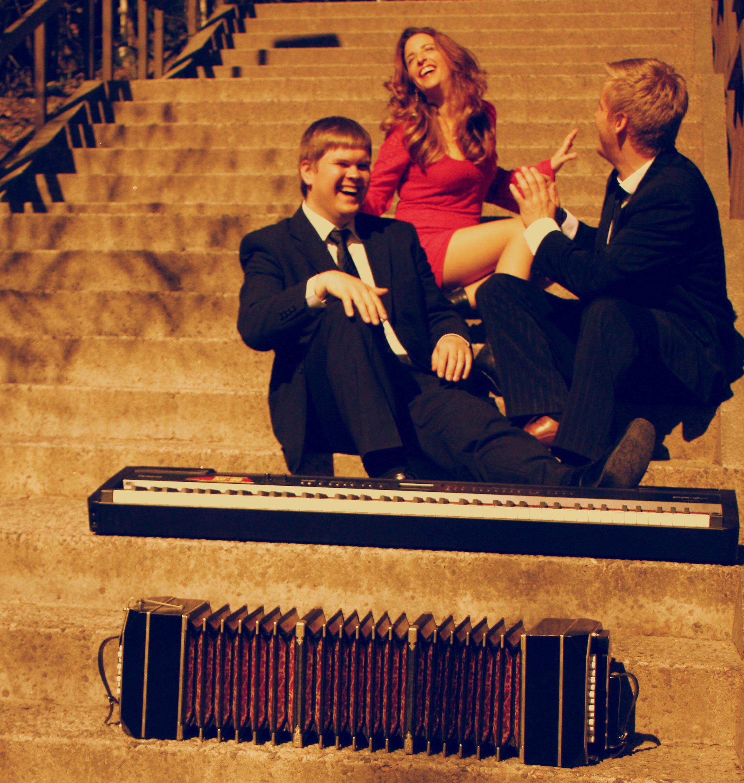 Romina Bianco & Tango Del Norte konsertoivat Kangasala-talossa.