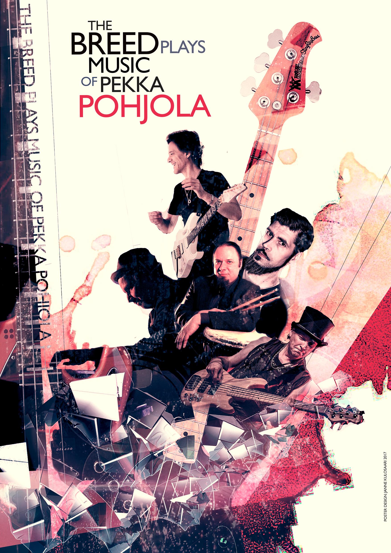 The Breed plays Pekka Pohjola