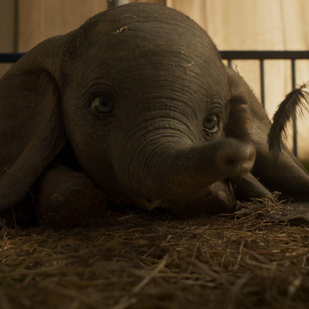 Dumbo elokuva Kangasala-talon K-Kinossa.