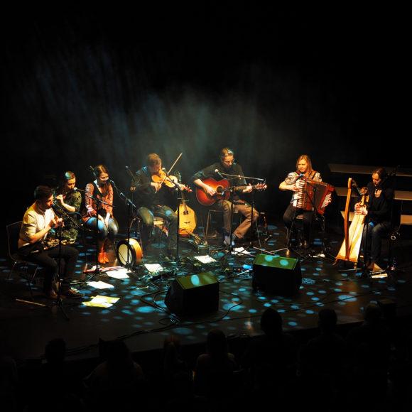 Kangasala Irish Festival: Eala and friends – kohtaamisia Kangasala-talossa.