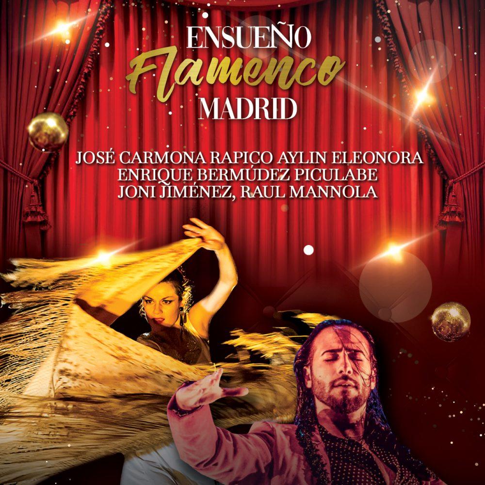 Ensueño Flamenco – virtuoosiflamencoa Madridista Kangasala-talossa.