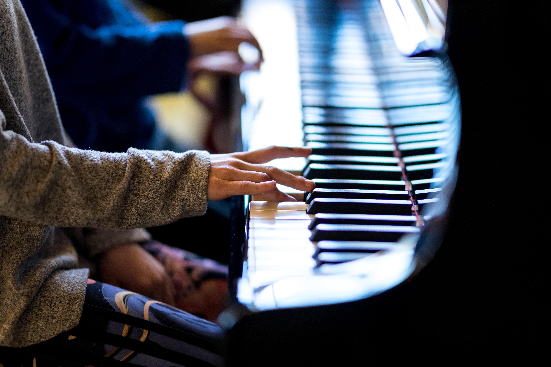 Pirkanmaan musiikkiopiston oppilaskonsertti Kangasala-talossa.