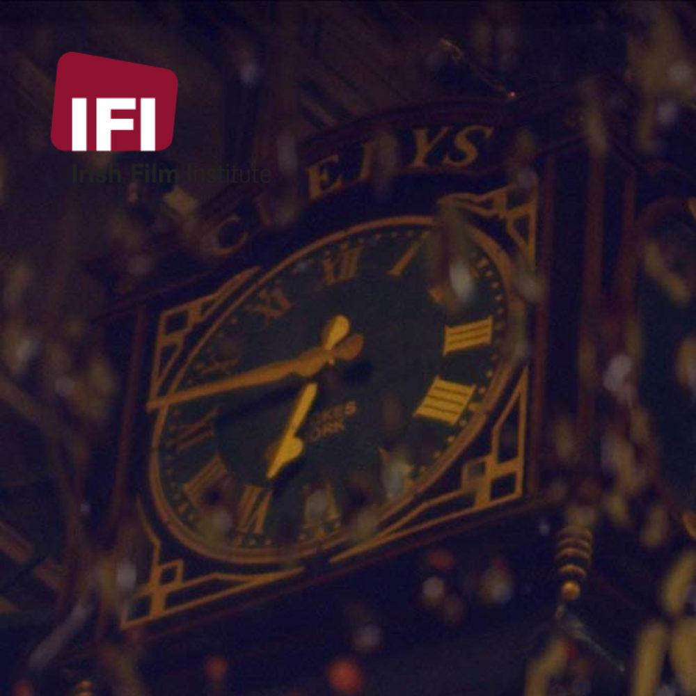 Under the Clock -elokuva on osa Kangasala Irish Festivalia Kangasala-talossa.