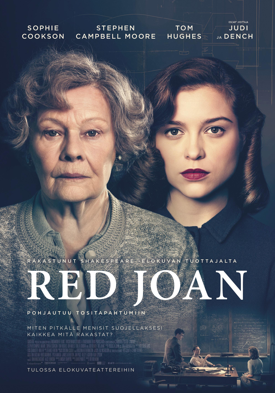 Red Joan -elokuva Kangasala-talon K-Kinossa.