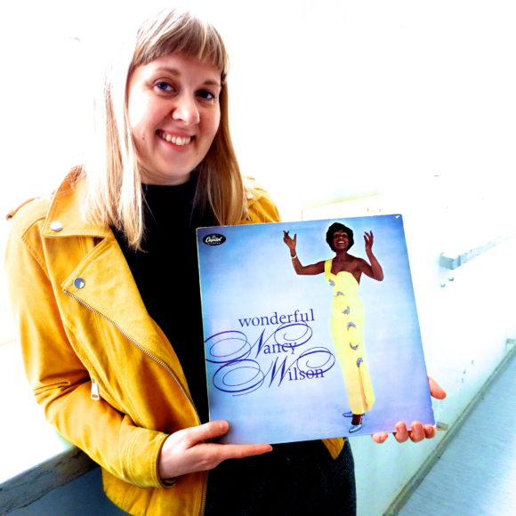 How Glad I Am - A Tribute to Nancy Wilson. Kielo Kärkkäinen yhtyeineen. Kuva: Matti Salo