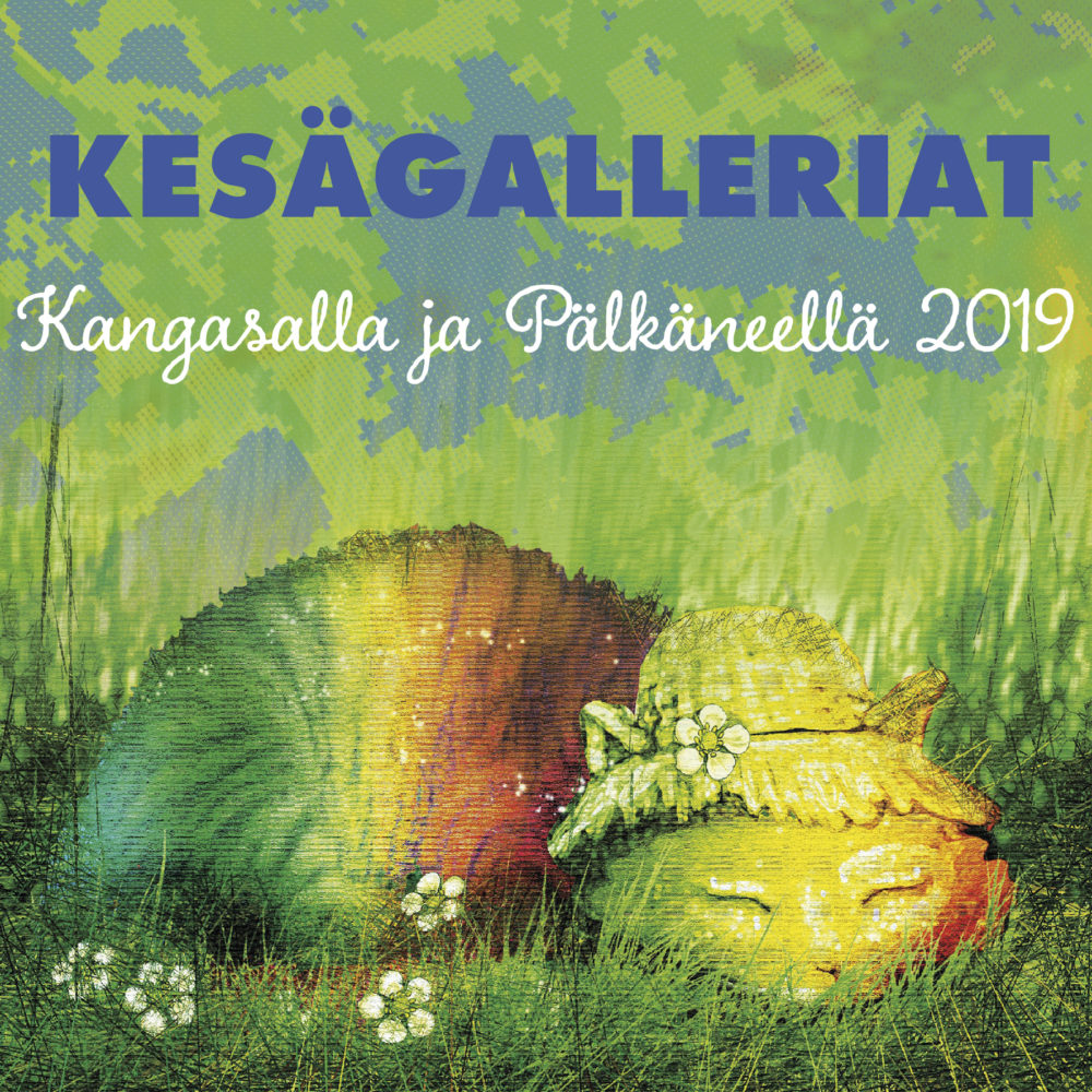 Kangasala-talon galleria osallistuu Gallerioiden päivään 10.7.2019