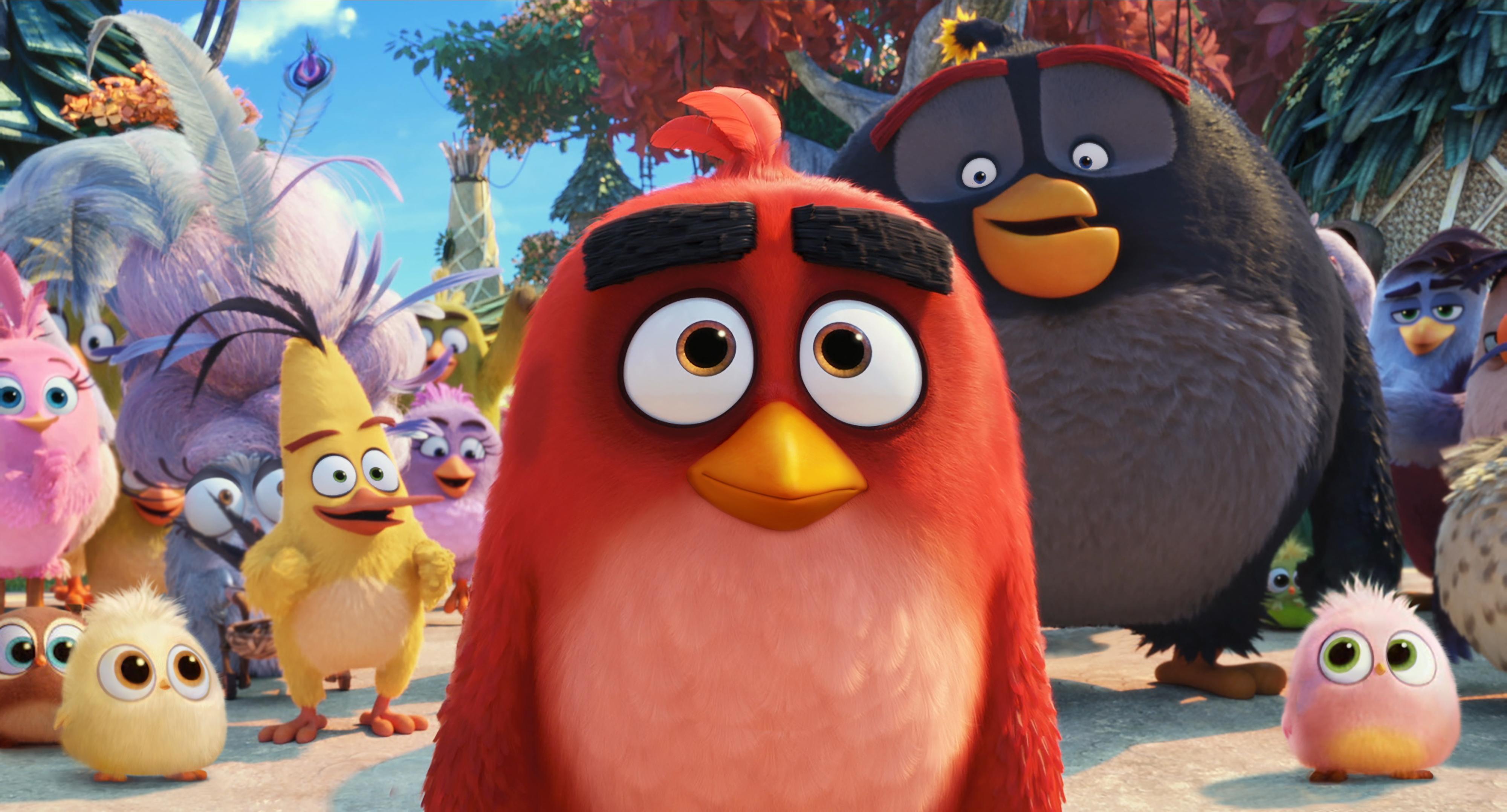 Angry Birds 2 -elokuva K-Kinossa