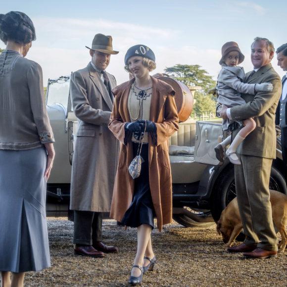 Downton Abbey -elokuva Kangasala-talon K-Kinossa syksyllä 2019.