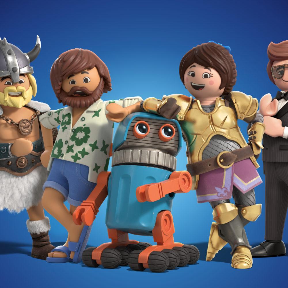 Playmobil elokuva Kangasala-talon K-Kinossa syksyllä 2019.