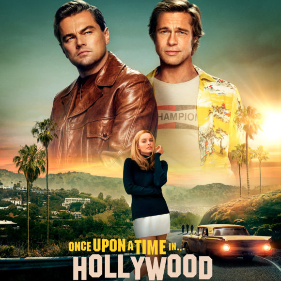 Once Upon a Time in Hollywood K-Kinossa