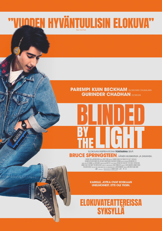 Blinded by the Light -elokuva Kangasala-talon K-Kinossa marraskuussa 2019.