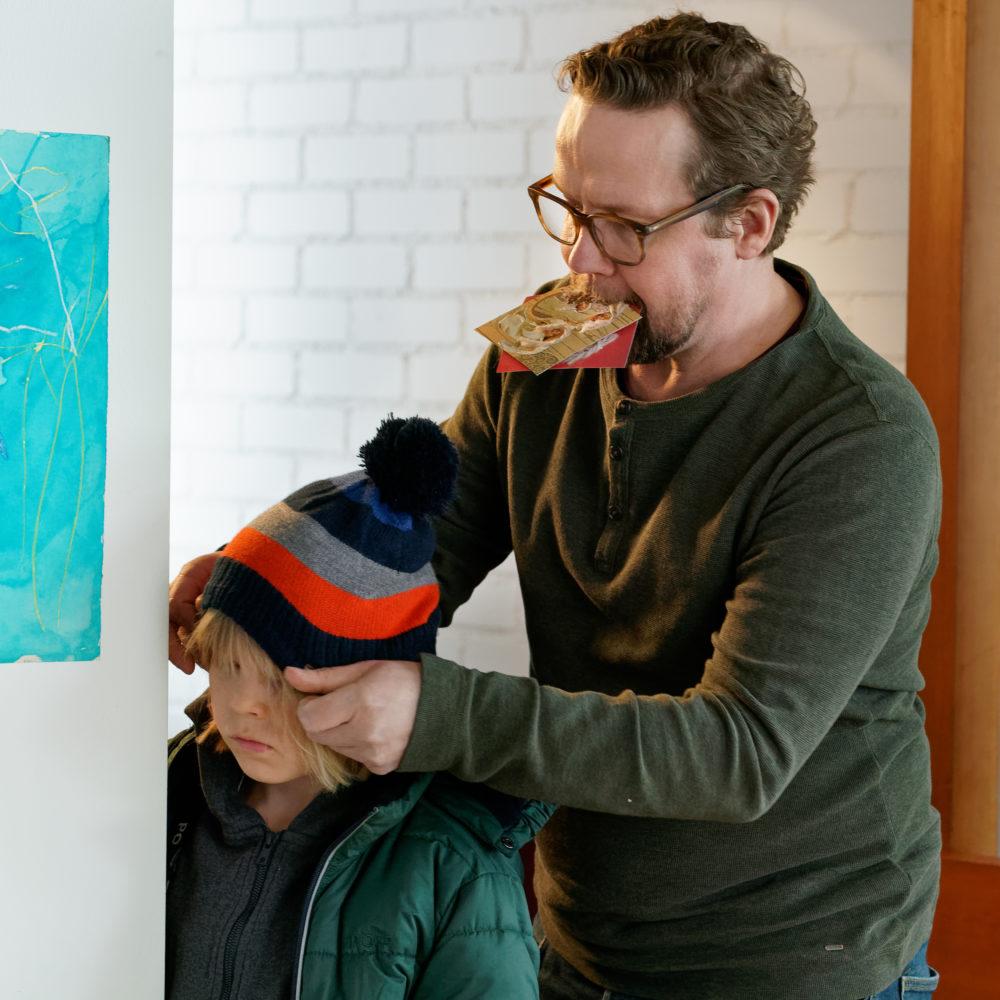 Yösyöttö-elokuvan jatko-osa Tarhapäivä nähdään Kangasala-talon K-Kinossa marraskuussa 2019.