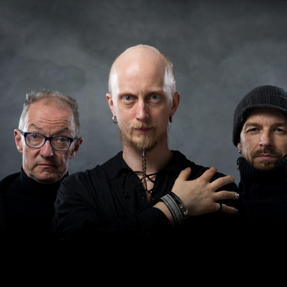 Joonas Widenius Trio esiintyy Kangasala-talossa helmikuussa 2020.