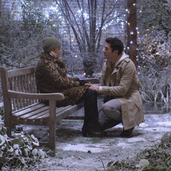 Romanttinen komedia Last Christmas Kangasala-talon K-Kinossa joulukuussa 2019.