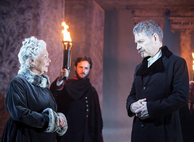 William Shakespearen näytelmä Talvinen tarina uuden brittiläisen laatuteatterin, Kenneth Branagh Theatre Companyn elokuvateatteriesityksenä Kangasala-talon K-Kinossa tammikuussa 2020.