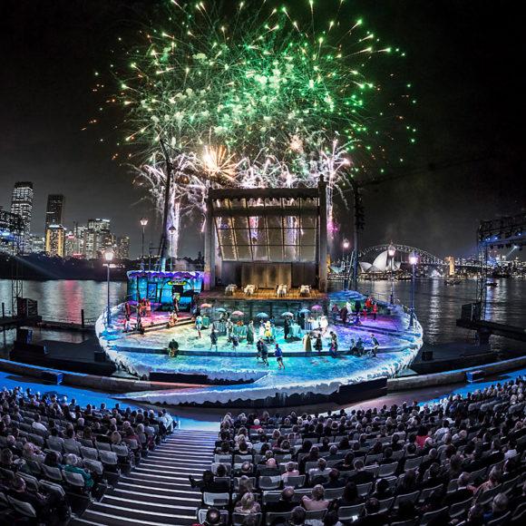 Giacomo Puccinin ooppera La Boheme Sydneyn Handa operan tulkitsemana elokuvateatteriesityksenä Kangasala-talon K-Kinossa maaliskuussa 2020.