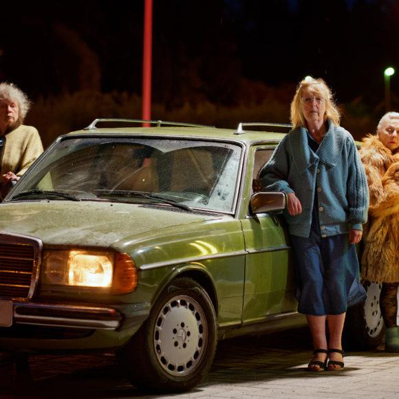Pamela Tolan ohjaama komedia Teräsleidit Kangasala-talon K-Kinossa tammikuussa 2020.