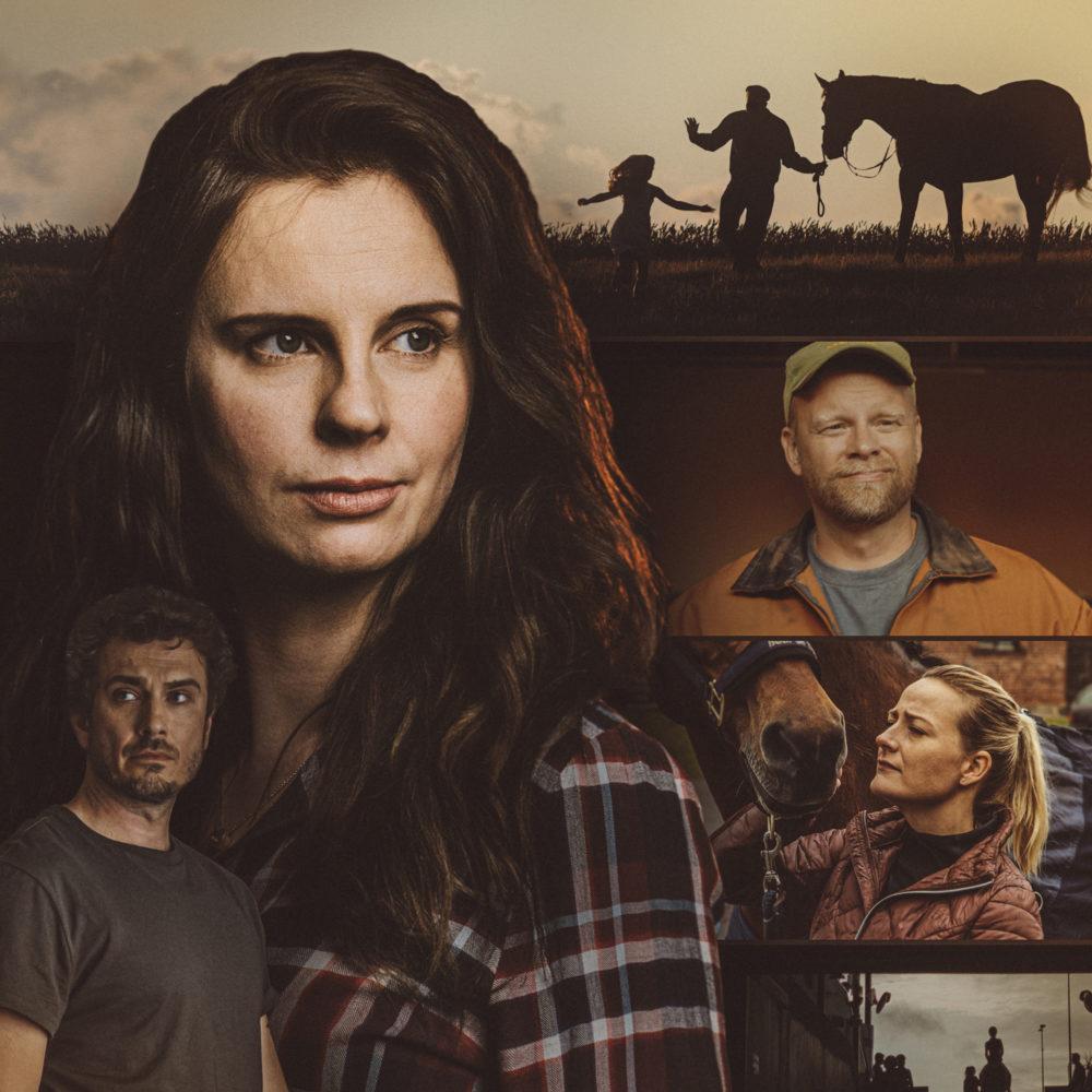 Tositapahtumiin pohjautuvan, suomalaisen naisen uskomattoman selviytymistarinan kertova elokuva Aika jonka sain Kangasala-talon K-Kinossa maaliskuussa 2020.