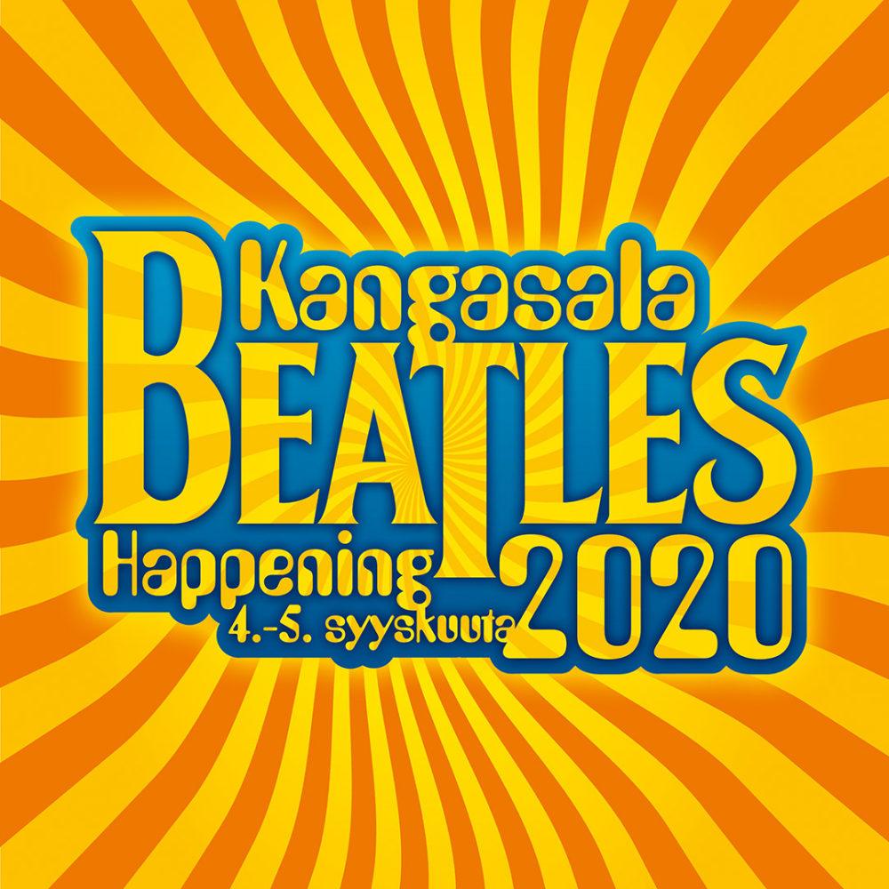 Kangasala Beatles Happening Kangasala-talossa 4.-5. syyskuuta.