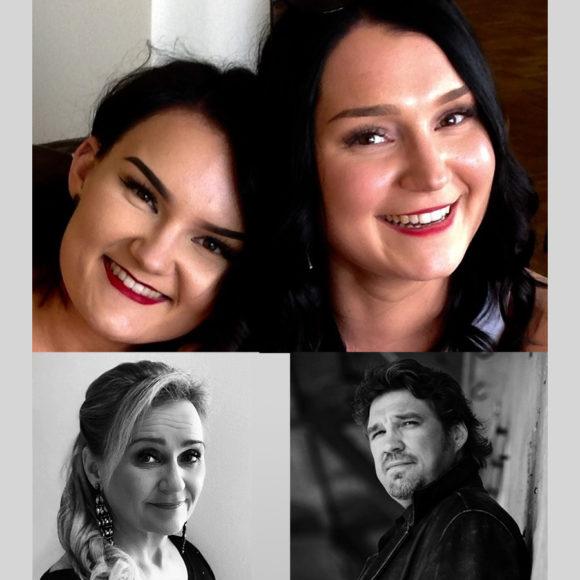 Hietasen perheen äitienpäiväkonsertti Kangasala-talosta 10.5.2020