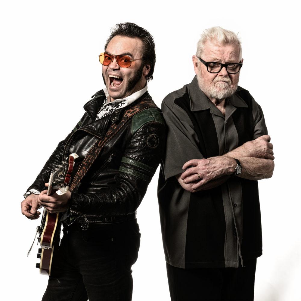 Suomibluesin grand old man Eero Raittinen, säestäjänään superviihdyttävä Knucklebone Oscar yhtyeineen, juhlii 60-vuotista taivaltaan rytmimusiikin sanansaattajana Kangasala-talossa lokakuussa 2020.