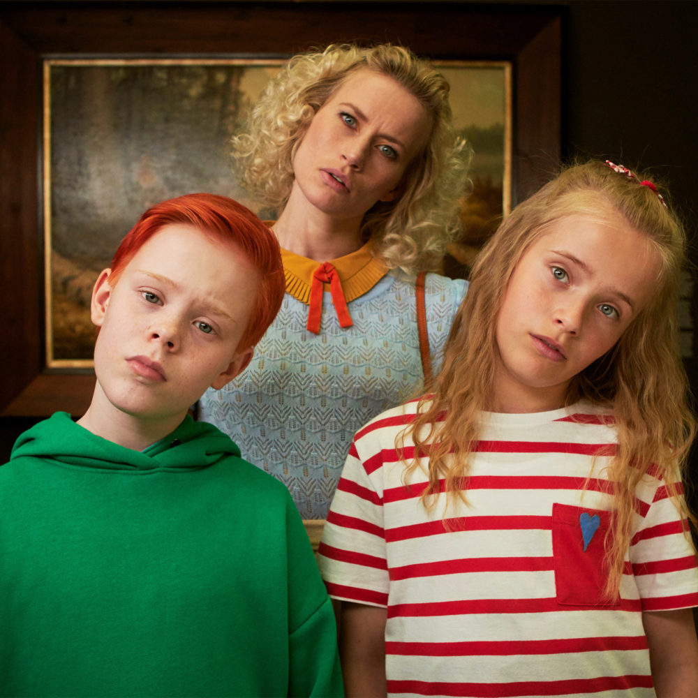 Koko perheen elokuva Risto Räppääjä ja väärä Vincent Kangasala-talon K-Kinossa lokakuussa 2020.