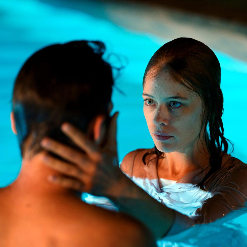 Christian Petzoldin elokuva Undine - Aallotar Kangasala-talon K-Kinossa lokakuussa 2020.