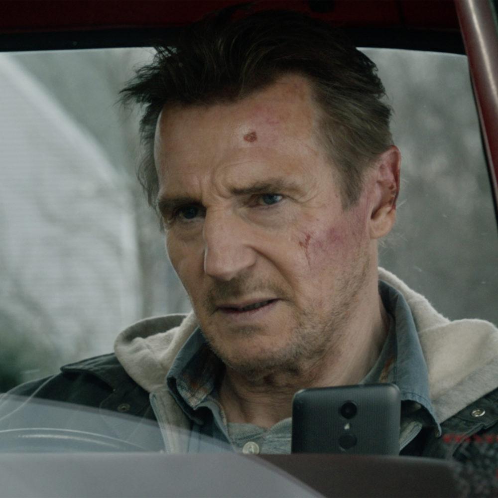 Liam Neesonin tähdittämä toimintajännäri Honest Thief Kangasala-talon K-Kinossa loka-marraskuussa 2020.
