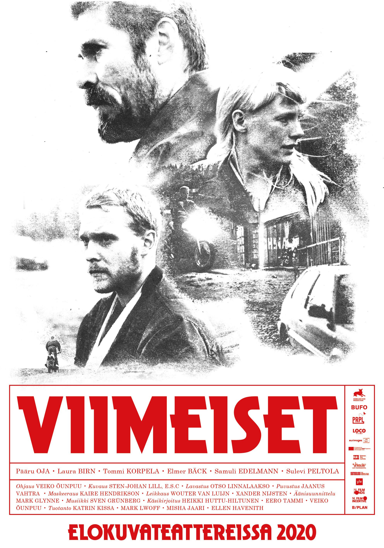 Kansainvälistä mainetta nauttivan Veiko Õunpuun ohjaama pohjoinen western Viimeiset Kangasala-talon K-Kinossa marraskuussa 2020.