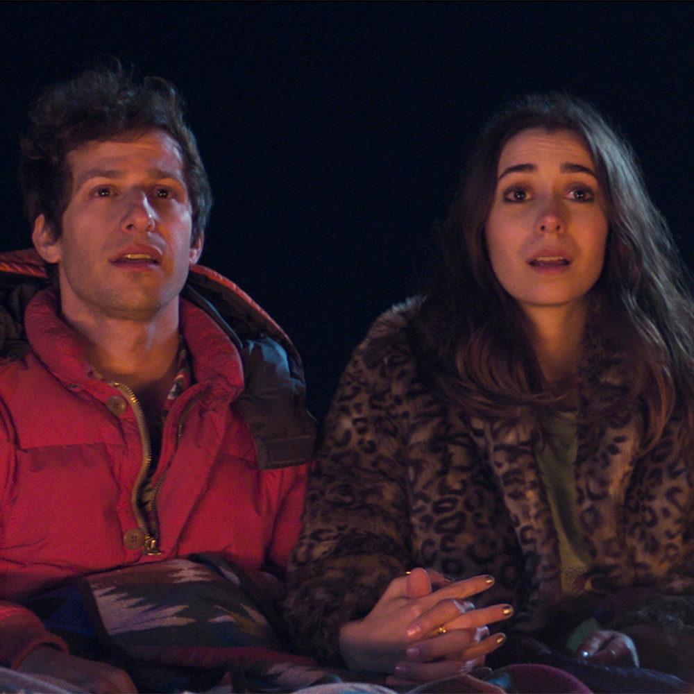 Joulun ja vuoden hauskin romanttinen komedia Palm Springs Kangasala-talon K-Kinossa joulukuussa 2020.