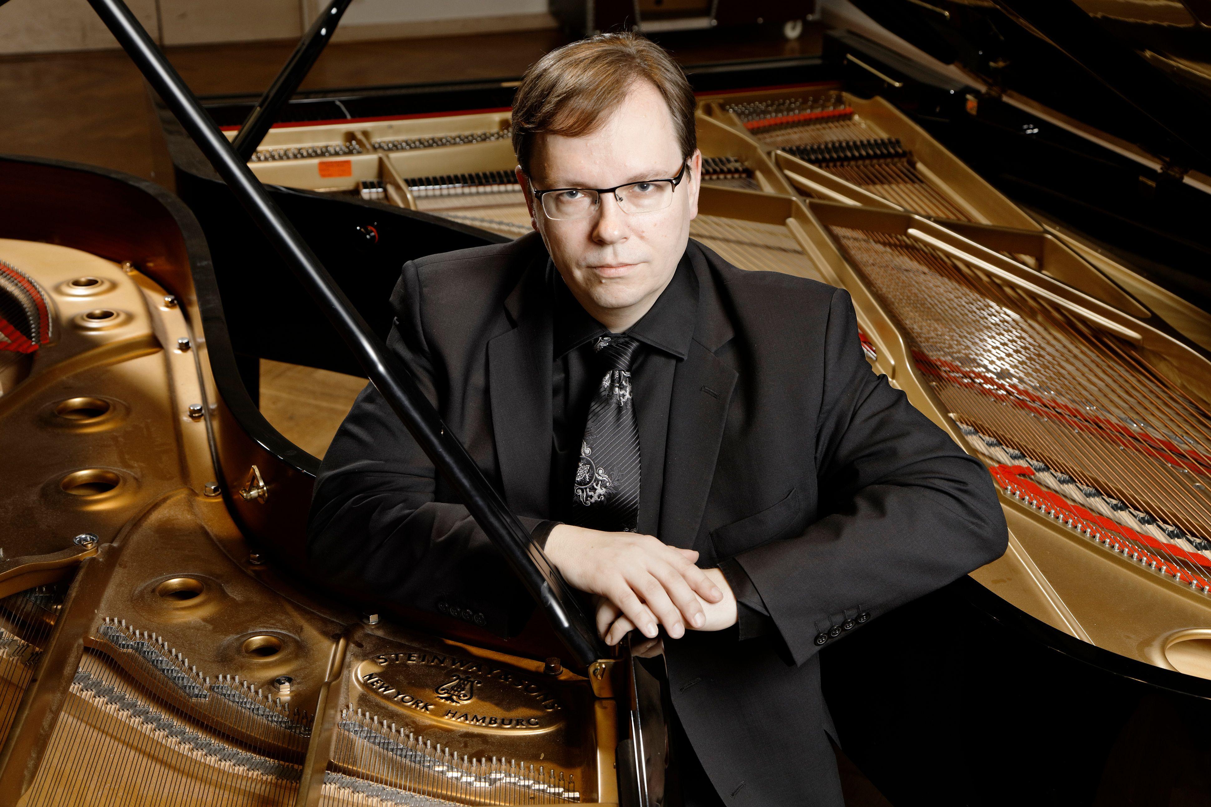 Pianisti Risto-Matti Marinin Beethovenin juurilla -konsertti Kangasala-talossa torstaina 4.2.2021 kello 19 toteutuu ilman yleisöä koronarajoitusten jatkumisen vuoksi.