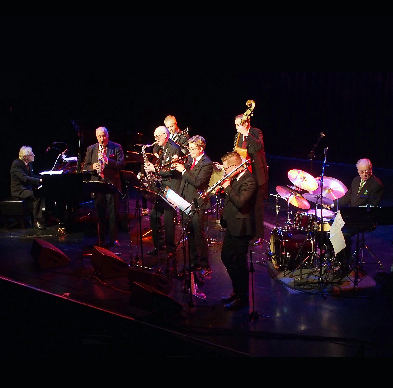 Classic Jazz Society All Stars esiintyy Kangasala-talossa 2.11.2021