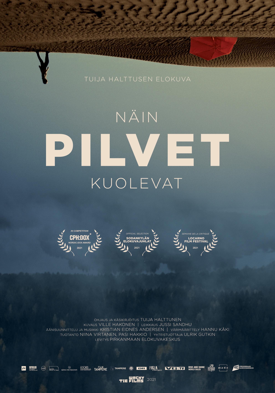 Näin pilvet kuolevat -elokuva Kangasala-talon K-Kinossa syyskuussa 2021.
