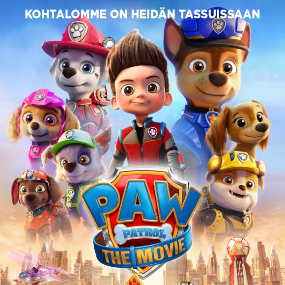 Ryhmä Hau - Elokuva Kangasala-talon K-Kinossa syyskuussa 2021.