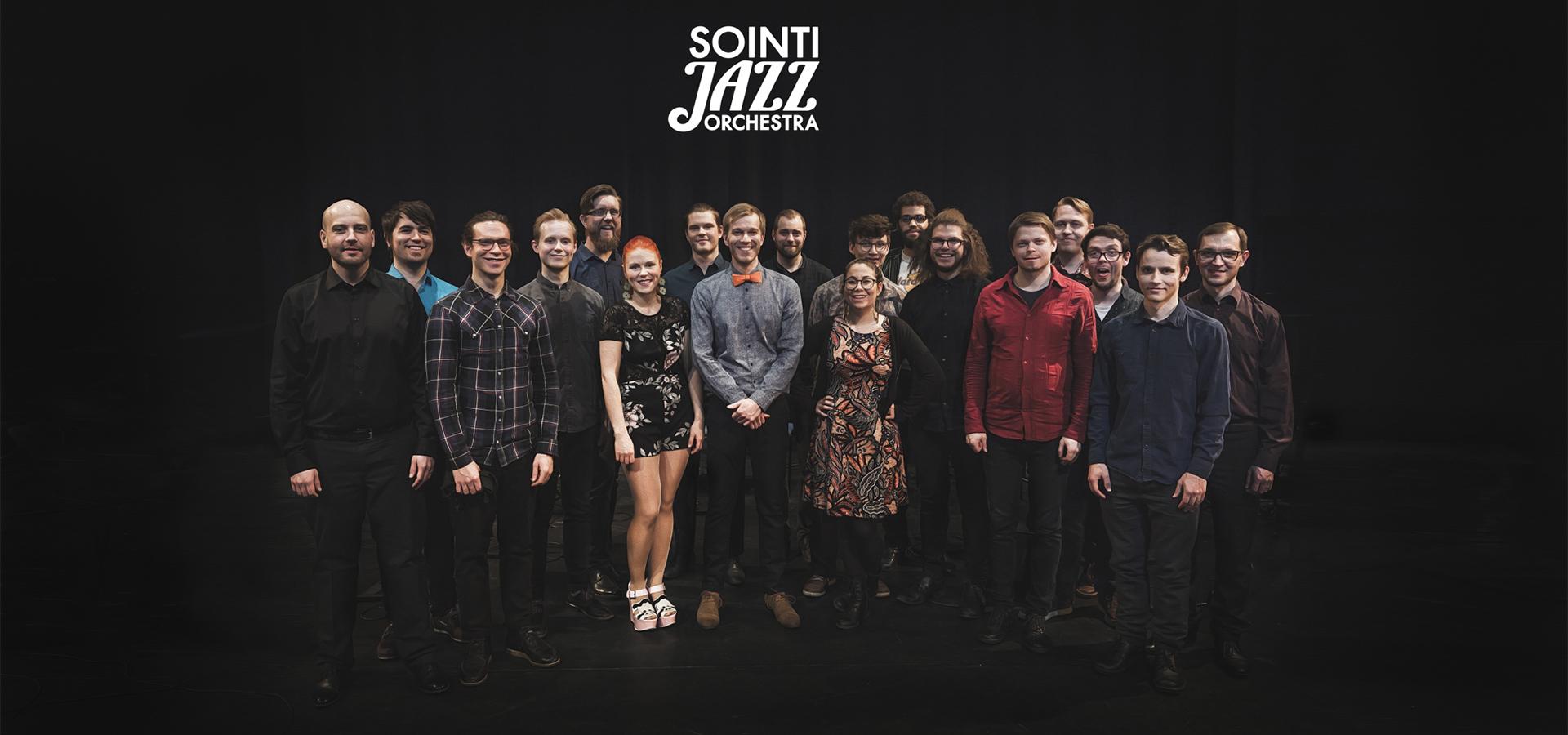 Sointi Jazz Orchestra: Music of Timo Alakotila Kangasala-talossa 1.10.2021.