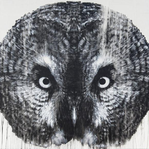 Jussi TwoSevenin näyttely All Is One Kimmo Pyykkö -taidemuseossa 25.1. – 17.5.2020.